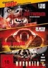 3x Creature Terror Collection [DVD] Neuware in Folie
