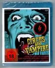 Blu-ray Circus der Vampire Hammer Edition Amaray