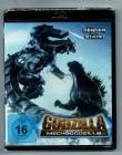 Blu-ray Godzilla Ein Gegner aus Stahl Front  Amaray