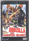 DVD Godzilla gegen Frankensteins Höllenbrut Marketing Film