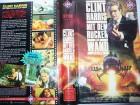 Clint Harris - Mit dem Rücken zur Wand  ...  UFA -  VHS !!!