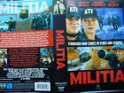 Militia ... Frederic Forrest, Dean Cain, Stacy Keach ... VHS