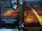 Die Herrschaft des Feuers ... Christian Bale ...  VHS !!!