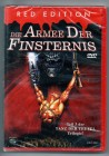 DVD Die Armee der Finsternis Red Edition
