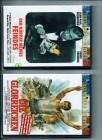 DVDs Die Glorreichen und Der Körper meines Feindes Amaray