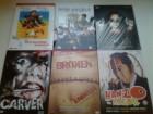 18 Digipack und Schuber und Mediabook  Dvd Sammlung