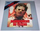 Blutgericht in Texas Laserdisc von CMV - in deutsch - Nr 500