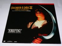 Children of the Corn III - Urban Harvest Laserdisc