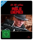 Public Enemies - Steelbook Edition [Blu-ray] OVP