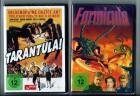 DVD Tarantula und Formicula EA-Fassungen Warner Universal
