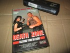 VHS - Death Zone - Blood for Blood - Cynthia Khan
