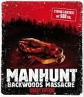 MANHUNT - uncut Blu Ray von Dragon OOP limited 500 Stück