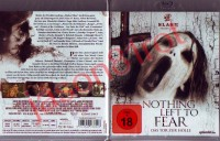 Nothing left to Fear / Blu Ray NEU OVP uncut
