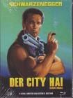 Mediabook: Der City Hai (uncut) - BD - Cover B #220/333