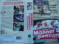 Männerpension ... Til Schweiger, Marie Bäumer  ...  VHS !!!