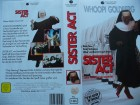Sister Act ...  Whoopi Goldberg  ...  VHS !!