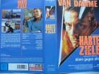 Harte Ziele ... Jean Claude van Damme ...  VHS !!
