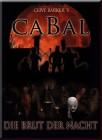 Cabal - Brut der Nacht - Mediabook New Art Lim - #002/500
