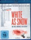 WHITE AS SNOW Blu-ray - harter Thriller Francois Cluzet
