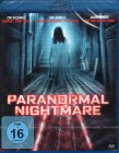 PARANORMAL NIGHTMARE Blu-ray -The Skeptic Zoe Saldana