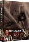 Blu ray Mediabook Freitag der 13. Teil 2