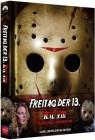 Blu ray Mediabook Freitag der 13. Teil 8