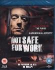Not Safe For Work BLUTIGER AUFTRAG Blu-ray Import deutsch!
