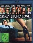 CRAZY STUPID LOVE Blu-ray - RomCom Hit Steve Carrell