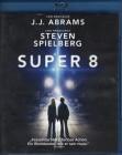 SUPER 8 Blu-ray - J.J. Abrams Fantasy Abenteuer Spielberg