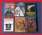 Sammlung US DVDs Filci Argento Deodato H.G. Lewis