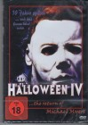 Halloween IV 4 The return of Michael Myers