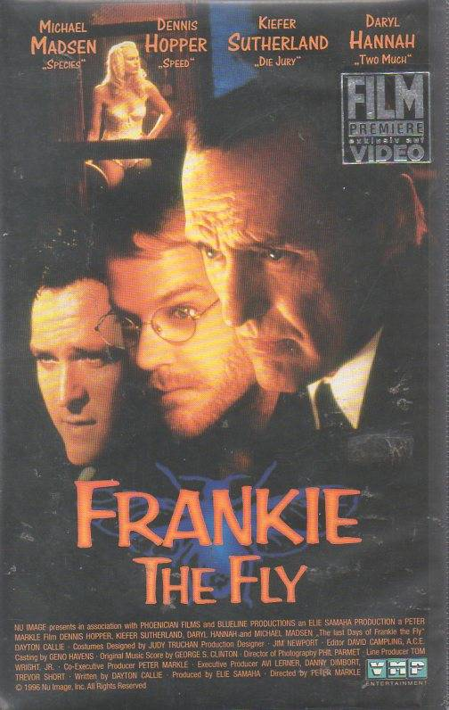 Frankie The Fly (23091)