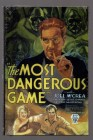 DVD gr. Hartbox The most dangerous Game Graf Zaroff Motiv B