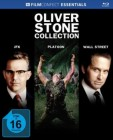 OLIVER STONE COLLECTION - JFK / PLATOON / WALL STREET - OVP!