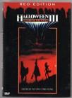 DVD kl. Hartbox Hardbox Halloween 3 Red Edition Brutal Gut