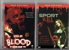 kl. Hartbox Hardbox Kiss My Blood und Sport Kill Red Edition