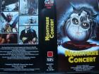 Nightmare Concert ... Lucio Fulci ... Horror - VHS !!!