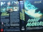 Robot Maniac ...  VPS - VHS !!!  ...      FSK 18