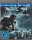 Priest 3D - Blu-Ray