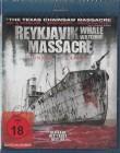 Reykjavik Whale Watching Massacre - Blu-Ray