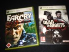 2 x Xbox360 Spiele - Far Cry + Dead to Rights
