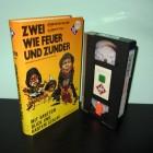 Zwei wie Feuer und Zunder * VHS * UFA