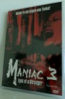 Maniac 3 - Eyes of a Stranger - DVD