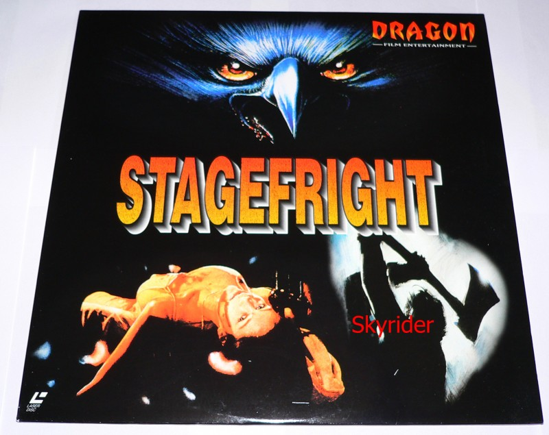 Stagefright LD von Dragon - Giallo - Uncut