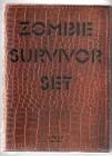 DVD Zombie Survivor Set uncut Zombie Raritäten Kult
