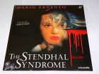 Dario Argento's The Stendhal Syndrome Laserdisc
