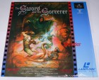 The Sword and the Sorcerer Laserdisc von Astro