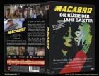 Macabro - Die Küsse der Jane Baxter - Mediabook - Cover C