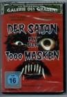 DVD Der Satan mit den 1000 Masken Die Rückkehr d. Gal. d. G.