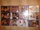 Dance Workout DVD Sammlung 12 Stk. Teils OVP